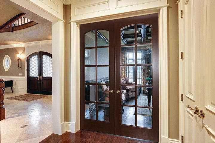 Stain Grade Interior Doors